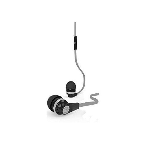 57ba4cef6c0 Replay Audio In-Ear Stereo Headset RPA-SHF4 With In-Line Mic & Remote  Headphones (Black) | Best Buy Canada