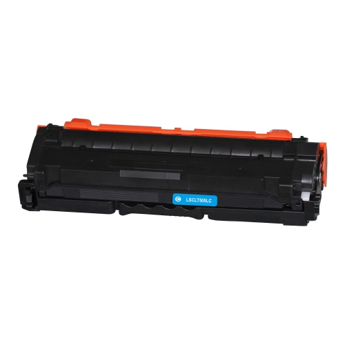NEW SUPERIOR QUALITY! Samsung CLT-C505L Cyan Compatible Toner Cartridge - FREE SHIPPING OVER $50!!