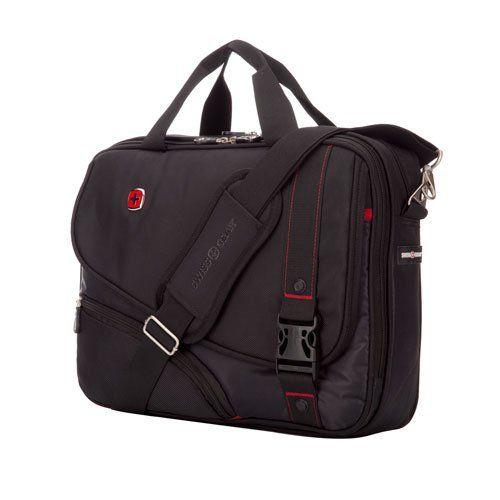 2f12b3cba7a Swiss Gear SWA0929 15.6 inch Laptop Case   Bag - Black (SWA0929)   Laptop  Bags - Best Buy Canada