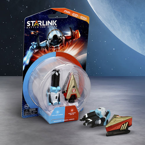 Starlink Battle For Atlas Weapon Pack Hailstorm Meteor Mk2