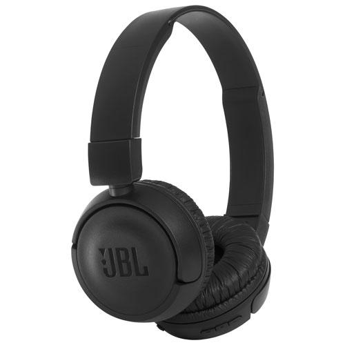 Jbl T450bt On Ear Wireless Bluetooth Headphones Black Best Buy Canada