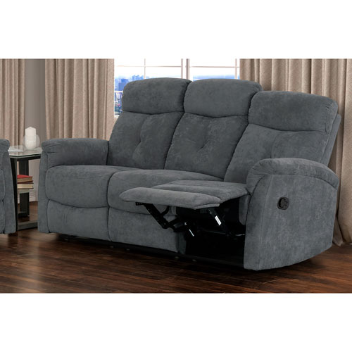 Nice Cheap Sofas: Cheap Fabric Recliner Sofas