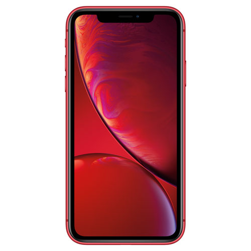 Telus Apple Iphone Xr 64gb Product Red Monthly Financing Best Buy Canada