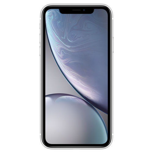 Fido Apple Iphone Xr 64gb White Monthly Financing Best Buy Canada