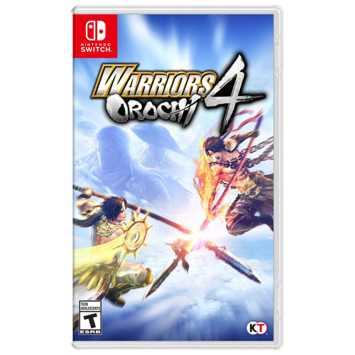 Warriors Orochi 4 Pc Download: Warriors Orochi 4 (Switch) : Nintendo Switch Games