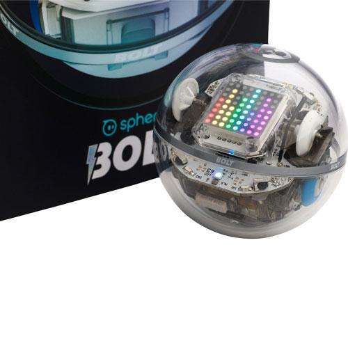 Balle robotisée BOLT de Sphero - Français