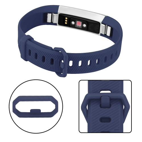 Fitbit Alta HR and Alta Bands, Vancle Classic Accessory Band Replacement  Wristband for Fitbit Alta HR 2017/16(Small)