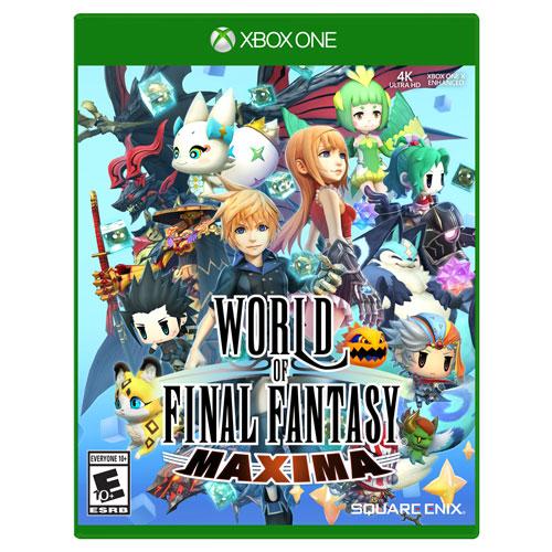 World of Final Fantasy Maxima (Xbox One)