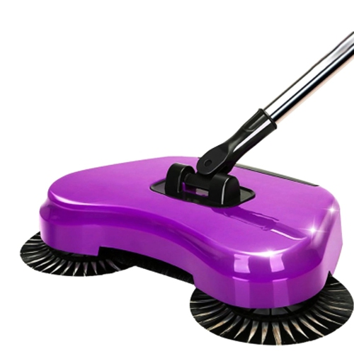 F.S.D Floor Sweeper With Rotating Brushes - Free Shipping