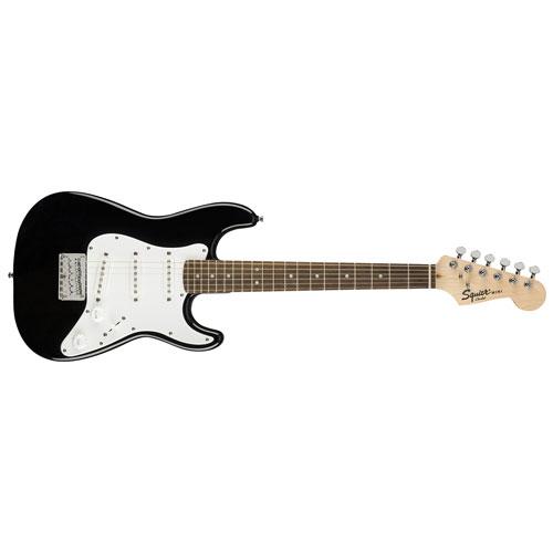 Squier Affinity Mini Strat V2 Electric Guitar - Black