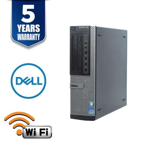 DELL OPTIPLEX 790 SFF I5 2400 8GB 2TB DVD/RW WIN10 PRO 5YR WTY USB WIFI  BLUETOOTH- Refurbished