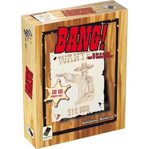 BANG! Jeu de cartes - Français