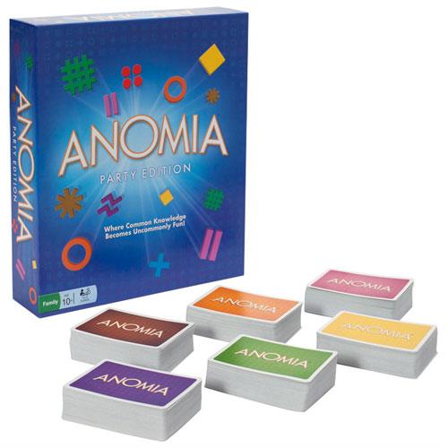 Jeu de cartes Anomia Party Edition - Anglais