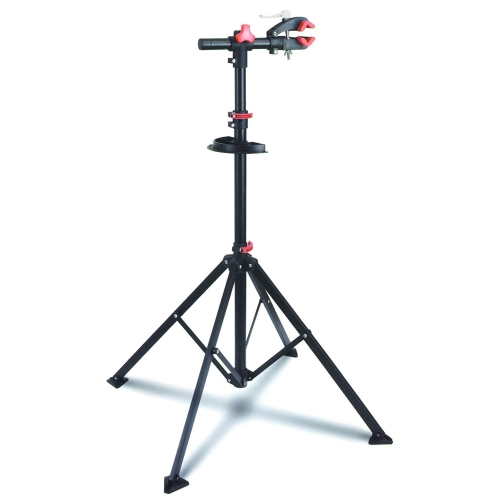 Stanz Adjustable Bike Repair Stand - Includes Tool Tray - 66 lbs Capacity