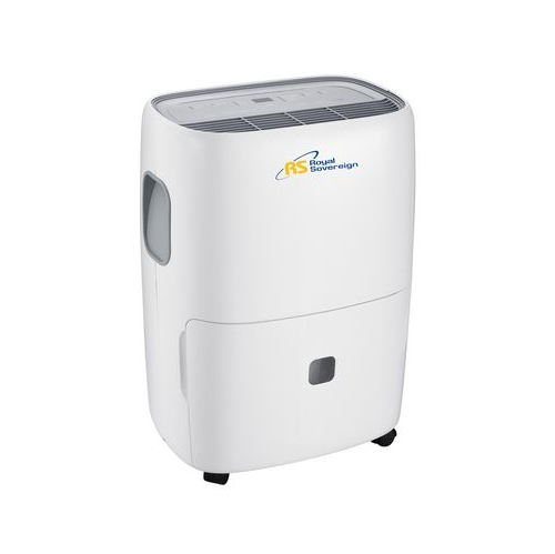 Royal Sovereign 70 Pints (33 L) Dehumidifier with Auto Pump RDH-370P