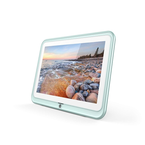 HP 10.1 inch WiFi Digital Photo Frame - White