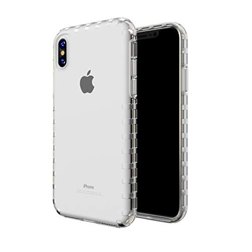 the latest 2e5fc f1bb7 Skech SK41-ECO-CLR Case for Apple iPhone X - Clear
