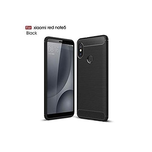 quality design 5b2b6 be339 Xiaomi Redmi Note 5 Case Redmi Note 5 Pro CaseMYLB Ultra Slim Lightweight  Carbon Fiber Design Flexible Soft TPU Case Highstre