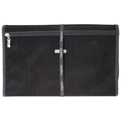 baggallini Hanging Travel Organizer Toiletry Bag - Black (HTO348)    Clutches - Best Buy Canada 2127629a62
