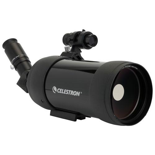 Lunette d'observation 8 x 21 C90 MAK de Celestron avec oculaire de 32 mm