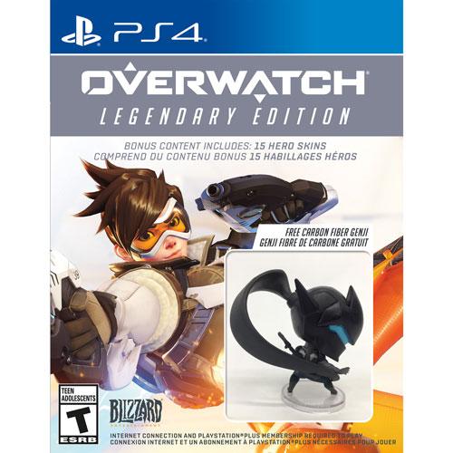 Overwatch Legendary Edition Bundle (PS4)