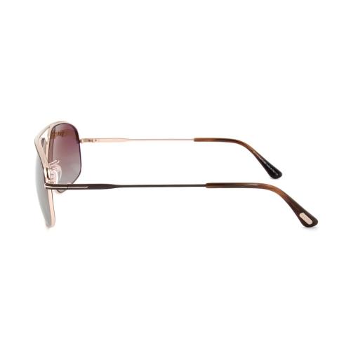 f7b2db39bb583 Tom Ford Justin Polarized Sunglasses FT0467 50H