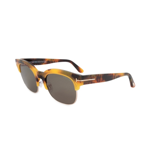 ff20ec7d22 Tom Ford Harry-02 Wayfarer Sunglasses FT0597 55N 53   Sunglasses - Best Buy  Canada