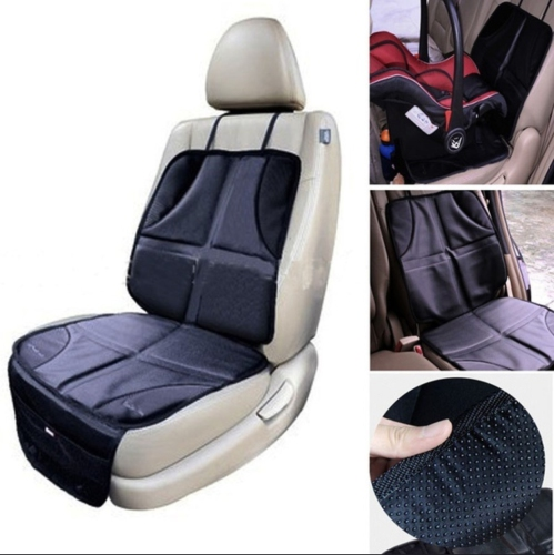Adjo 1pc Car Seat Protector Waterproof Non Slip And Easy Clean Cover Accessories