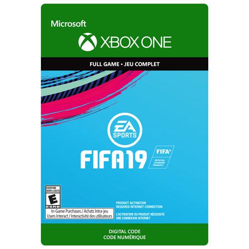 FIFA 19 - Téléchargement numérique