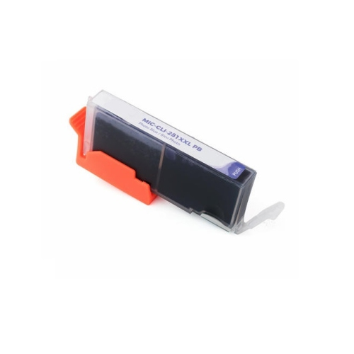 Compatible Canon CLI-281XXL 1984C001 Photo Blue Extra High Yield Ink Cartridge