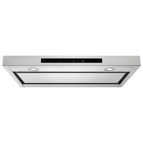 "KitchenAid 30"" Under Cabinet Range Hood - Stainless Steel"
