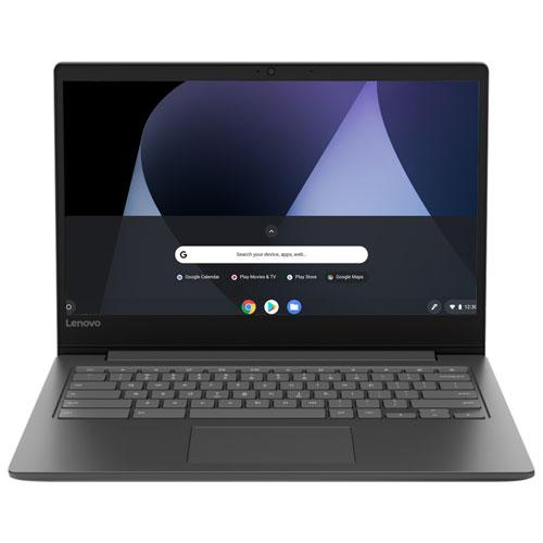 Chromebook de 14 po S330 de Lenovo - Noir professionnel