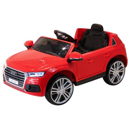 Qaba 12v Kids Ride On Car Licensed Audi Q5 Toy Car W Remote Control