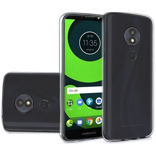 save off 1cf4a 0faed Insten Gel Cover Case For Motorola Moto G6 Play - Smoke