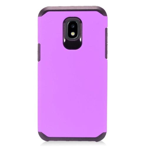 13cb2f0a2976 Insten For Samsung Galaxy J7 (2018) J7 Refine J7 V Purple Hard TPU Hybrid