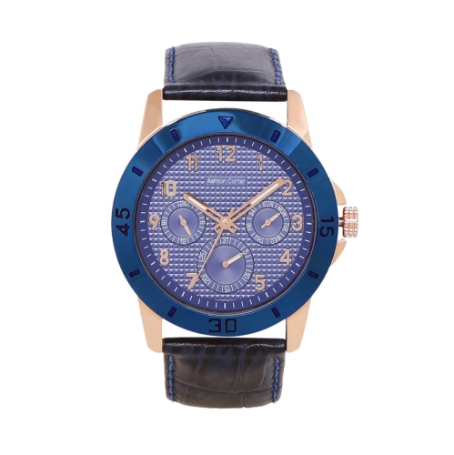 a725e9286bd Ashton Carter Multi Function Gold   Blue Watch - AC-1002-C   Mens Watches -  Best Buy Canada