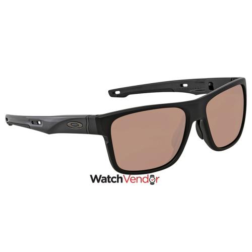 3eff9afe89f Oakley Crossrange Prizm Dark Golf Rectangular Men s Sunglasses OO9361  936117 57 - Online Only