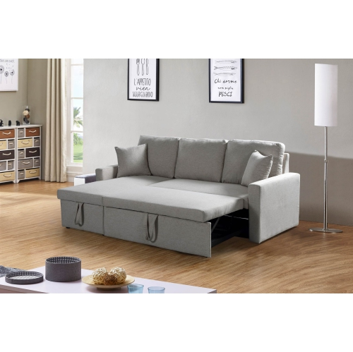 Sectional Sofa Connectors Canada: Husky® Zara Reversible Sectional Sofa 3.in.1( Sofa, Bed