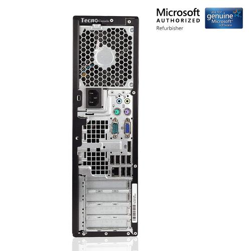 HP Compaq Z220 SFF Workstation Core i5 3470 16GB RAM 128SSD 1TB DVDRW  Windows 10 Pro WiFi Adapter (Refurbished)