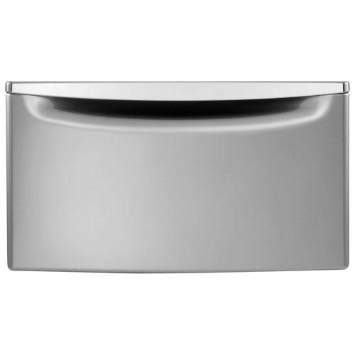 "Whirlpool 30"" Laundry Pedestal - Chrome Shadow"
