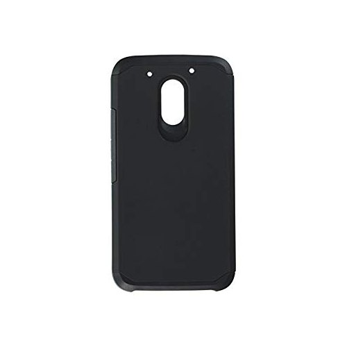 reputable site 214b7 b56b4 New! Asmyna Cell Phone Case for Motorola Moto E3 - Black Black - Online Only