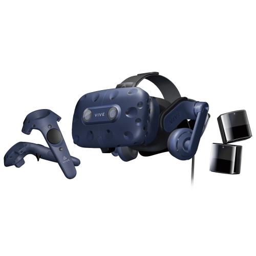 HTC VIVE Pro Virtual Reality System - Bundled System Edition