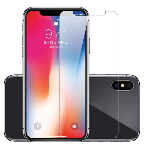 uk availability 9f5ff 4fc99 10pcs 2.5D Tempered Glass Screen Protector for Iphone XS MAX
