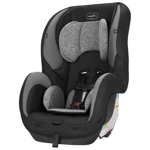 Evenflo SureRide 65 DLX 2 In 1 Convertible Car Seat