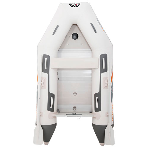 Aqua Marina 9 ft. Inflatable Sporting Boat - White