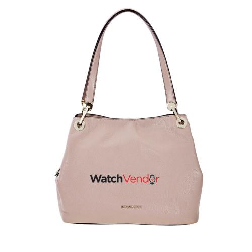 Michael Kors Raven Large Leather Shoulder Bag - Fawn   Shoulder Bags - Best  Buy Canada 1e8ccbbb20d7e