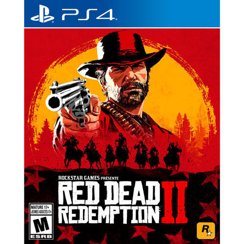 Red Dead Redemption 2 - Previously Played