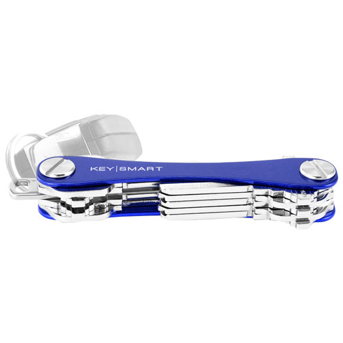 KeySmart Aluminum Key Holder - Blue   Other Accessories - Best Buy Canada a18cbac30