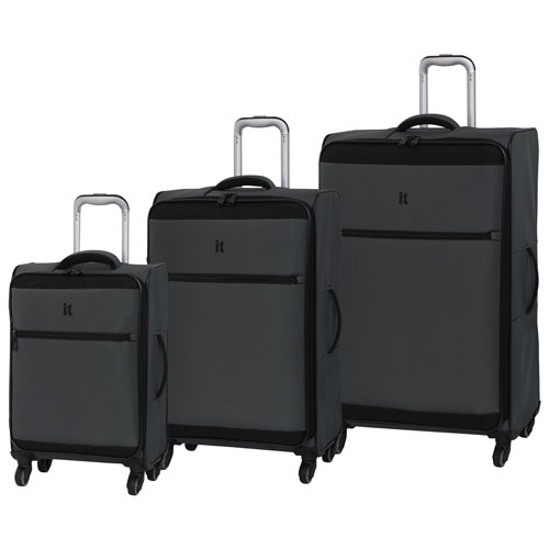 IT Luggage Guardian 3-Piece Soft Side