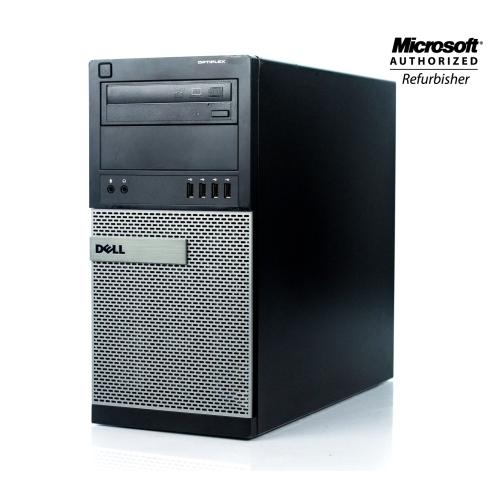 DELL Optiplex 790 Mini Tower Computer i5 2nd Gen 8GB RAM 250GB HDD Windows 10 Pro Refurbished